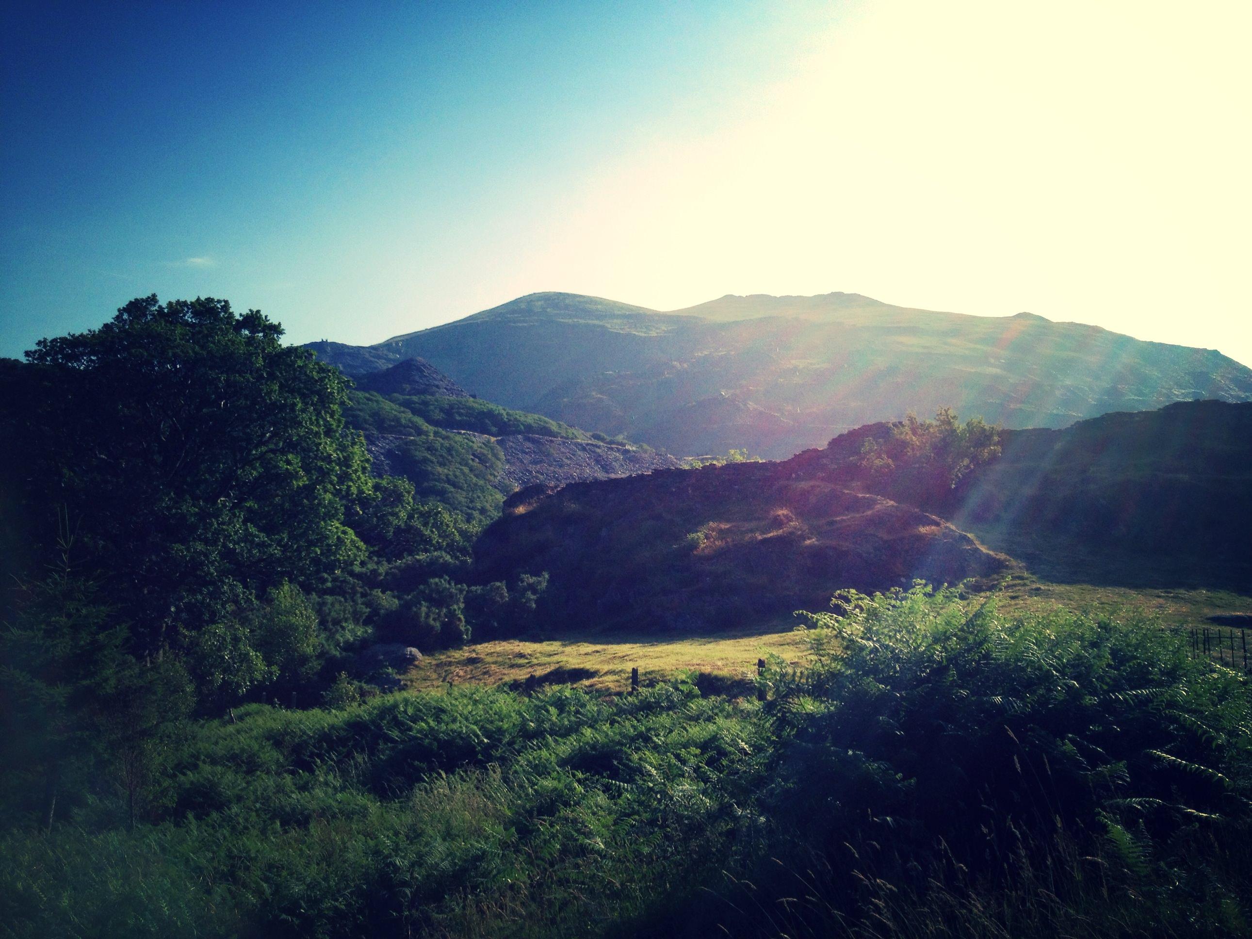 Beauty of Snowdonia
