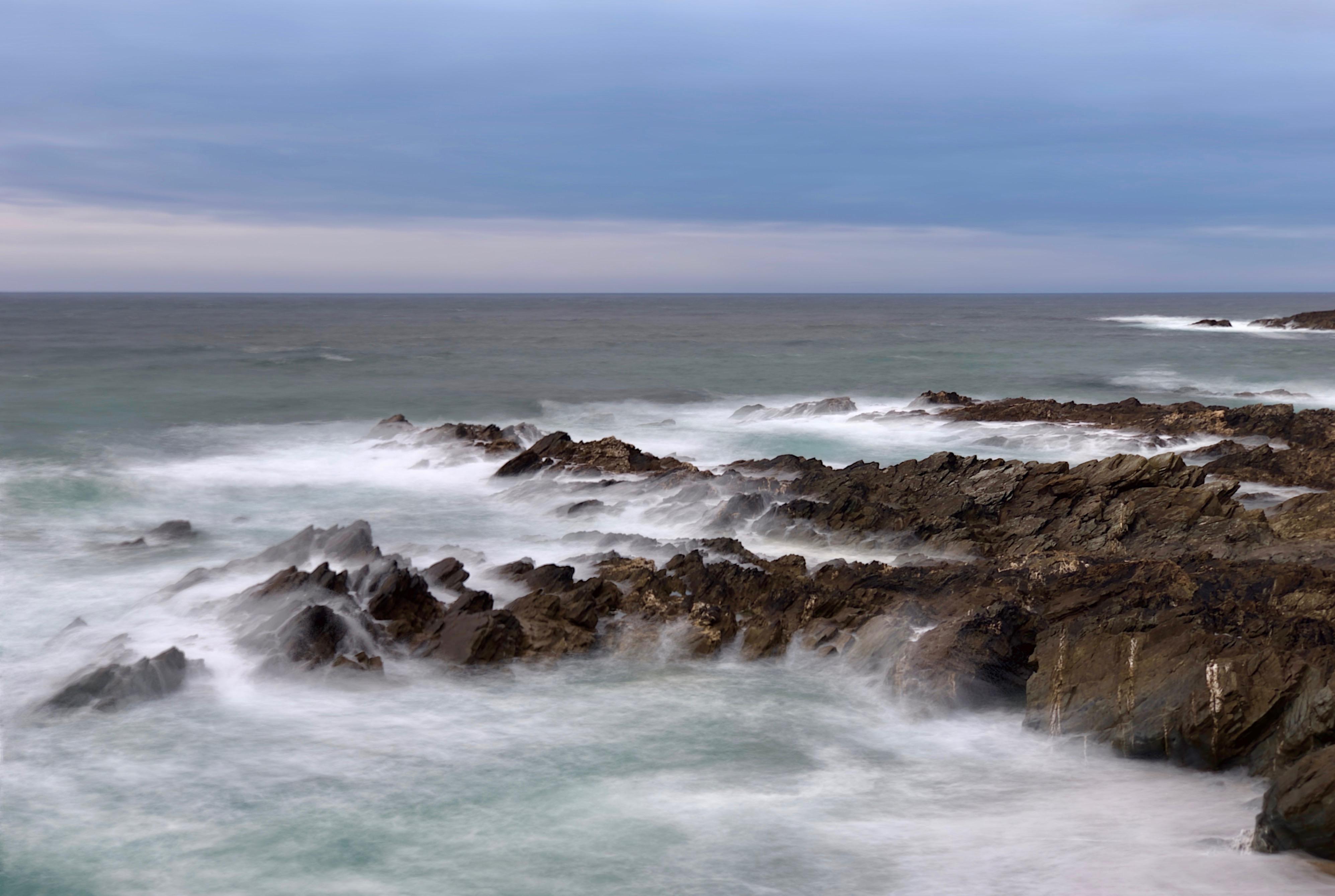 Newquay rocks